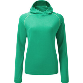 Mountain Equipment Font Hoody Women, deep green
